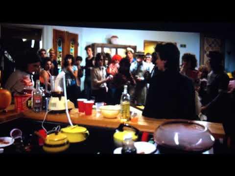 Stranger Things Season 2 - Nancy is drunk/Bullshit scene - Clip