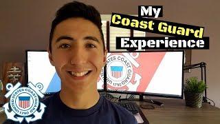 My Coast Guard career and the FUTURE!!
