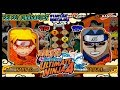 Naruto Shippuden Ultimate Ninja 4 PS2 - LISTA de TODOS OS PERSONAGENS / ALL CHARACTERS 4k 60 FPS