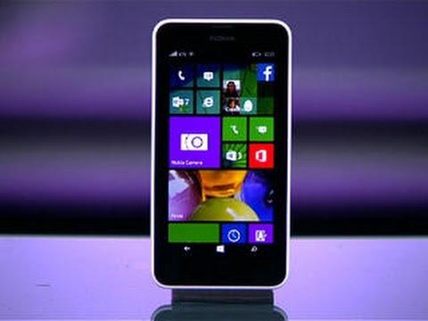 El teléfono inteligente Nokia Lumia 635 4G LTE