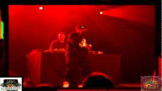 DOUGIE CONSCIOUS ft sandeeno - only the strongest wil dub in thizza time @ dour festival 15-06-11
