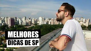 O QUE FAZER E ONDE IR EM SÃO PAULO? #HelloCidades | Daniel Bovolento