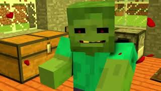 Villager Life   Zombie Life Top Minecraft Animations