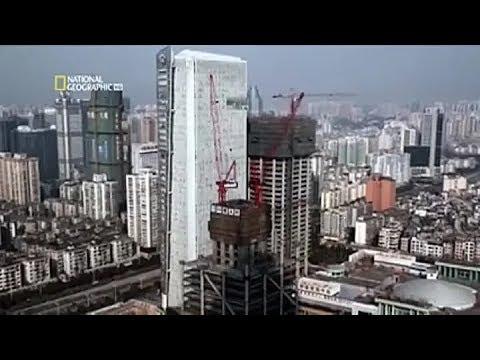 Суперсооружения «ЭКО—НЕБОСКРЁБ В КИТАЕ» National Geographic HD