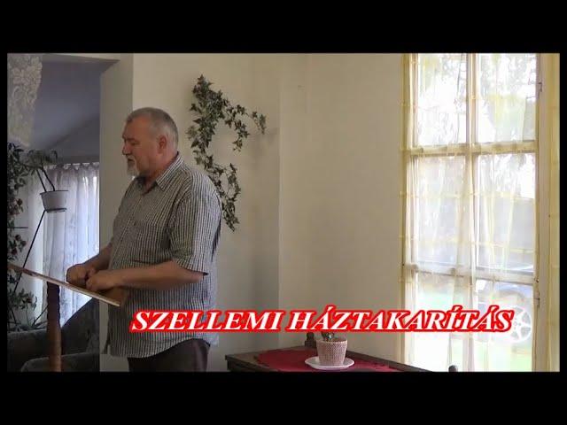 SZELLEMI HÁZTAKARÍTÁS