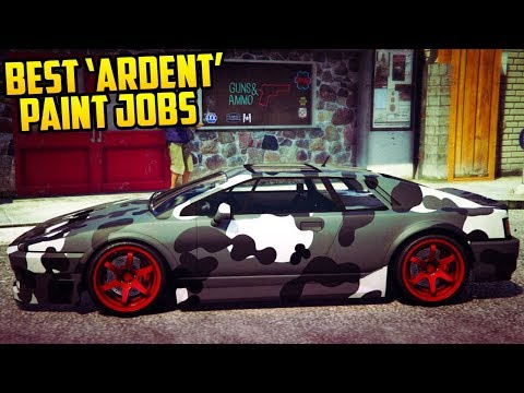 7+ Awesome Paint Jobs for the