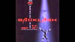 WWE Backlash 2005 Official Theme Song By TRUSTcompany   Stronger