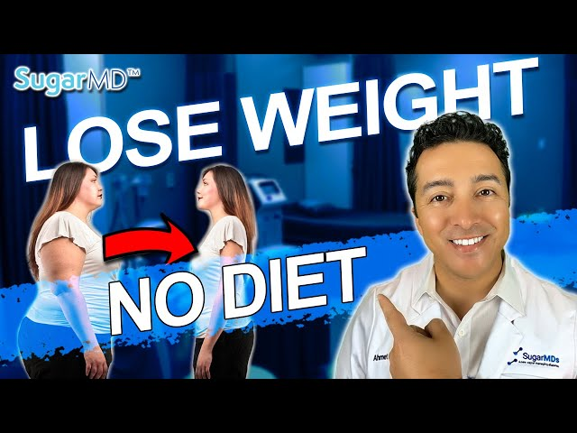 CONVENIENTLY Lose Weight FAST, Without Diet if You Have Diabetes!