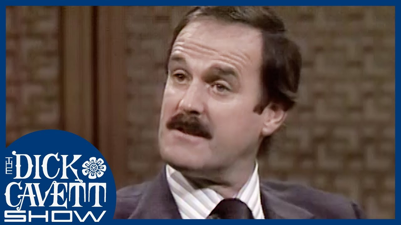 John Cleese Talks Religion and the 'Life of Brian' | The Dick Cavett Show
