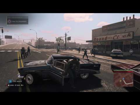 MAFIA 3 - WHAT HAPPENS WHEN YOU ATTACK A POLICE STATION!