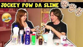 Slime Jockey Pow Challenge