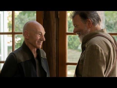'Star Trek: Picard' Star Patrick Stewart Announces Free Month of ...