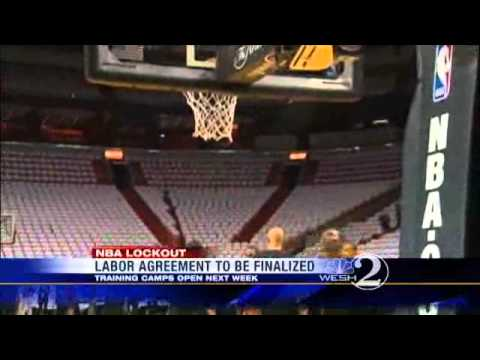 NBA Lockout Closer To End