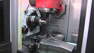 Mori Seiki NTX1000SZM 11Axis - MacKay Manufacturing, Inc.