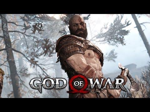 God of War #1 - Die Reise von Kratos und Atreus beginnt!   LP Deutsch PS4 Pro