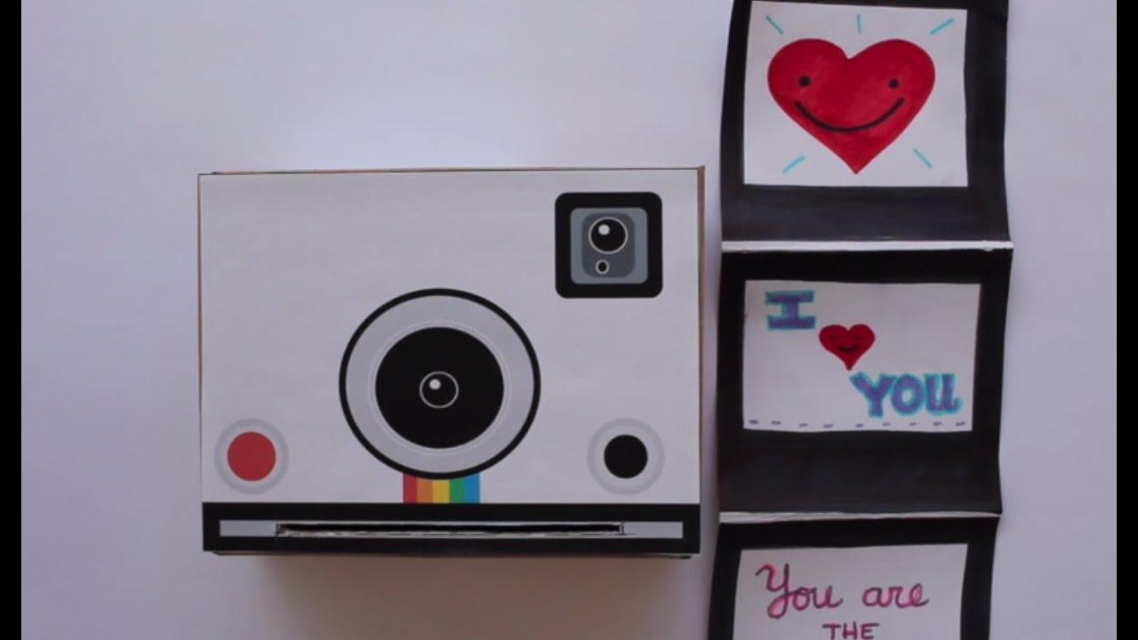 C mo hacer una original tarjeta para san valent n - Manualidades para hacer tarjetas ...