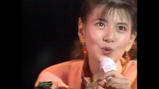 ライブビデオ「思いのままに YOKO MINAMINO SUMMER CONCERT '89」より。...