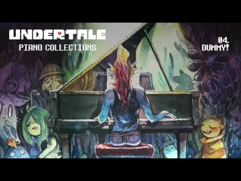 UNDERTALE Piano Collections: 04. Dummy! (David Peacock & Augustine Mayuga Gonzales)