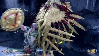 Королева валькирий,сложность бог войны.