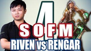 GFL SofM - RIVEN vs RENGAR - Rank Hàn #4