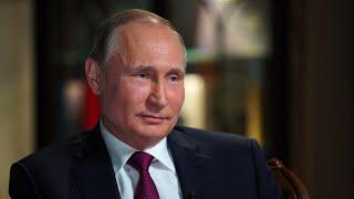 Интервью Владимира Путина телеканалу NBC. 1-я часть (14.06.21)