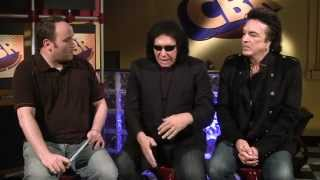 Gene Simmons and Paul Stanley - Interview