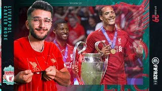 DUTCH BEAST WANTED FOR TRANSFERS! - FIFA 20 LIVERPOOL CAREER MODE #29