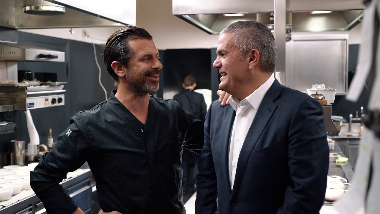 HUBLOT - CELEBRATING THE ART OF FUSION WITH ANDREAS CAMINADA