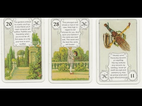 A Metaphysician's Journal - So YOU want to learn to read Lenormand...!