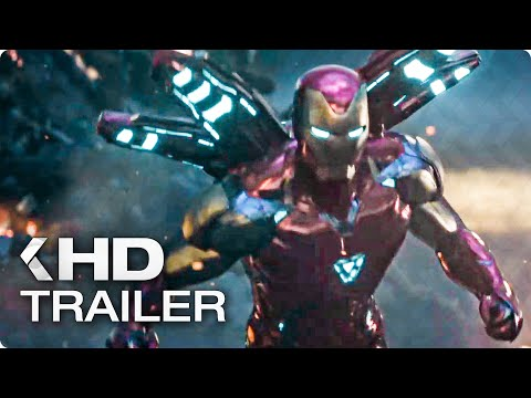 AVENGERS 4: Endgame - To The End Trailer (2019)