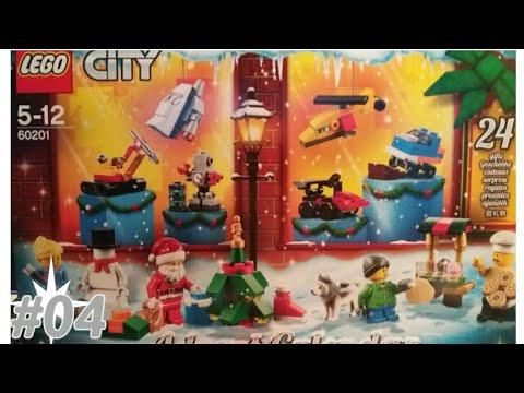 Calendrier L'avent De 201804 Fr City Lego EHYe2ID9W
