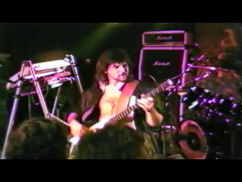 Altered Formula Live at The Rock Palace Staten Island NY - October 1984
