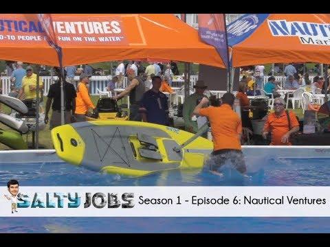 Salty Jobs - Ep. 6: Nautical Ventures