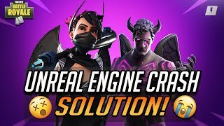 Fix Fortnite Crash / Fortnite Not Opening Fix! - Chapter 2 Season 2