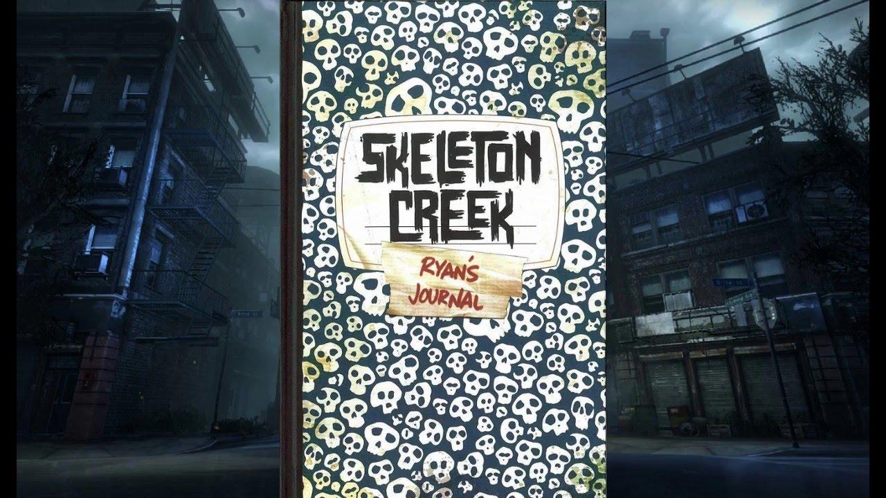 skeleton book report