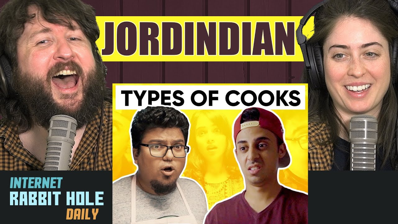 Download Types Of Cooks   Jordindian   irh daily REACTION!