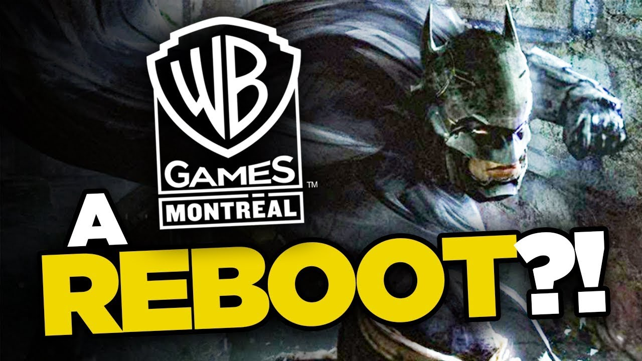 Le prochain jeu Batman de WB N'EST PAS Arkham, sort en 2020 + vidéo