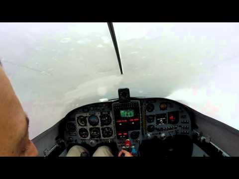 Lancair 360: Manchester to Caldwell, IFR with ATC audio