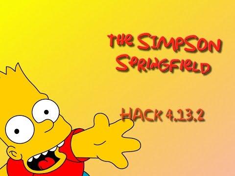 Tuto Complet FR : Simpson Springfield Mega Hack 4.13.2/No Jailbreak