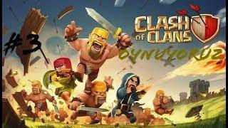 Clash of Clans Oynuyoruz-3-Silinen Videolar