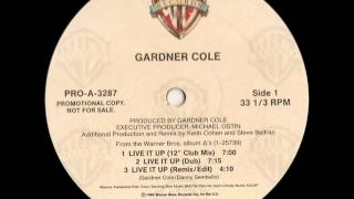 Gardner Cole-Live It Up (Acid Dub)