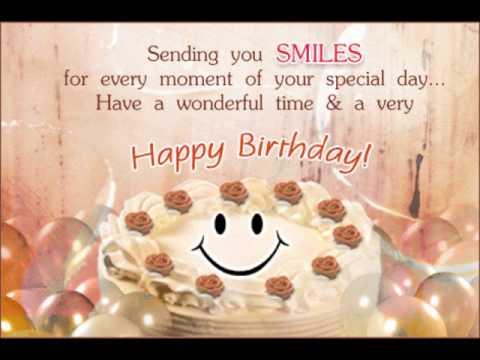 Happy Birthday Brenda Youtube