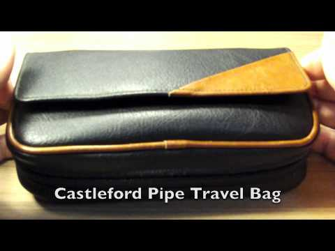 Travel Pipe Case with a simple solution