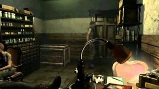 """Resident Evil Remake прохождение(Chris) часть 4 """"Бродим по особняку"""""""