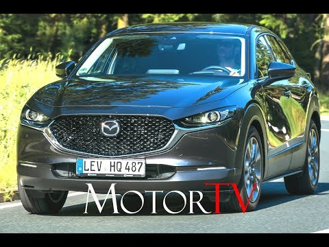 All New 2019 MAZDA CX-30 Compact Crossover Arrives in Europe l Key Facts & Design