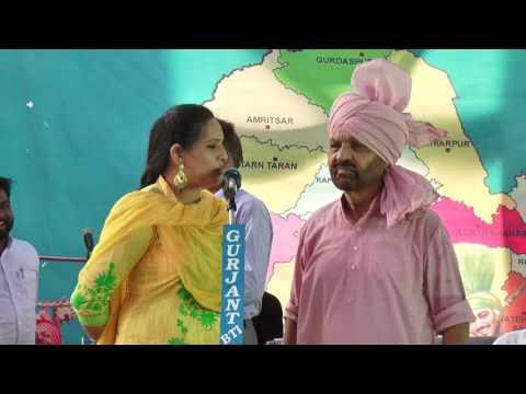 kartar ramala live pani da galesh(ਪਾਣੀ ਦਾ ਗਲਾਸ ਕਰਤਾਰ ਰਮਲਾ)   Rooh Punjab Di