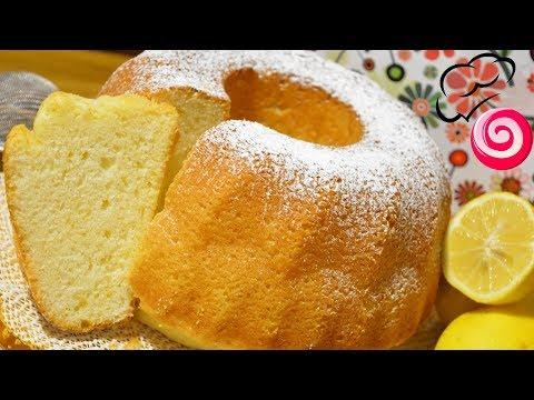 Итальянский лимонный кекс