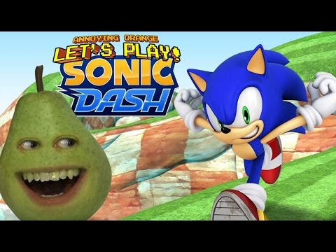 Pear Plays - SONIC Dash!!