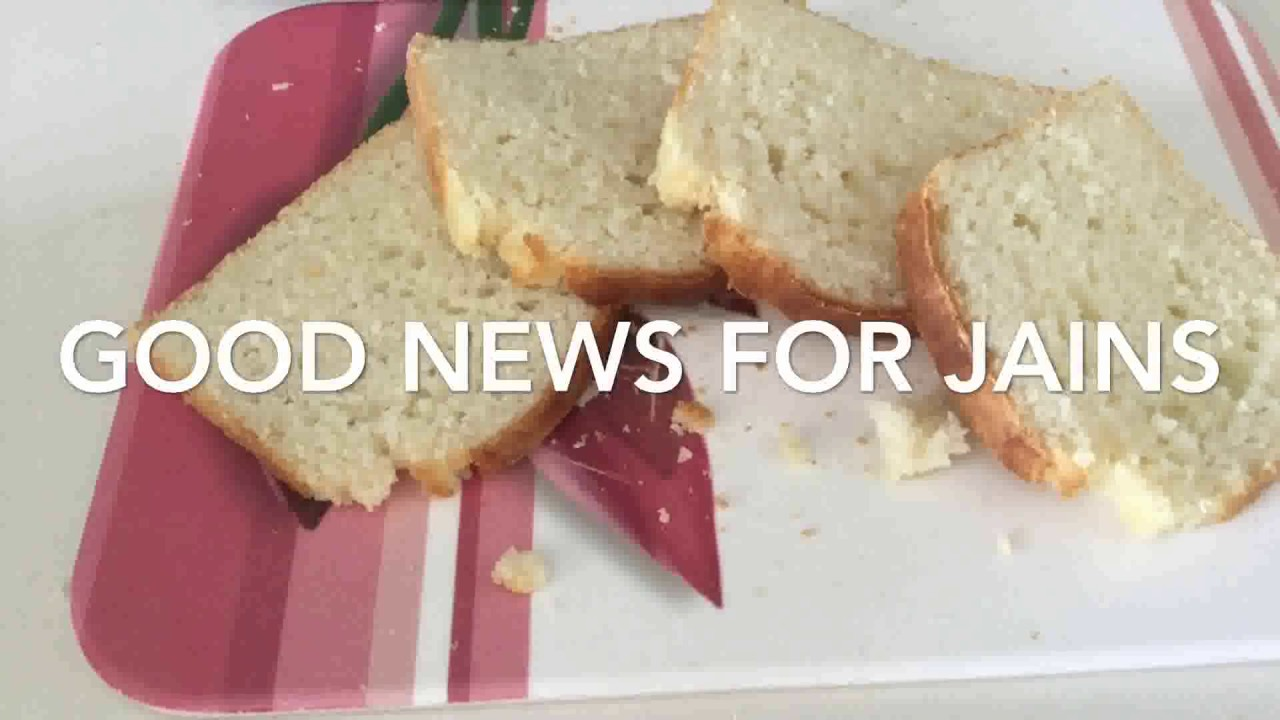 Yeast Free Homemade Jain Bread-How to make instant bread without yeast