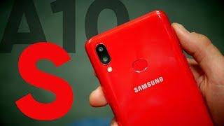 Быстрый обзор Samsung Galaxy A10s